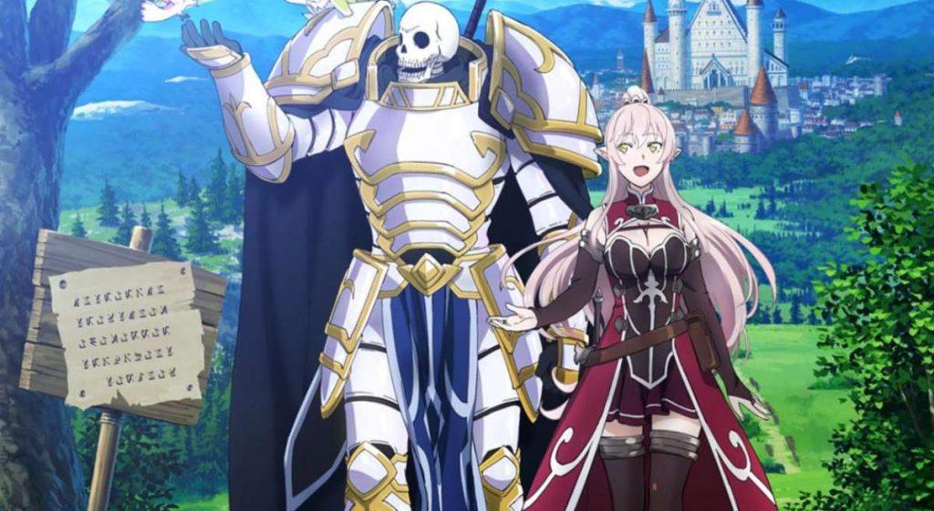 Рыцарь скелет вступает в параллельный мир