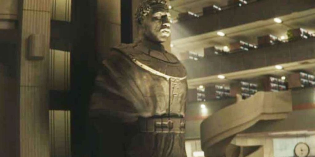 статуя Канга