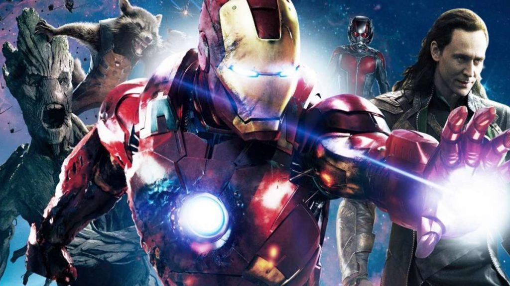 фильмы Marvel