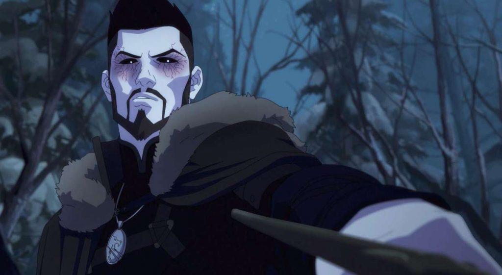 Ведьмак: Кошмар волка