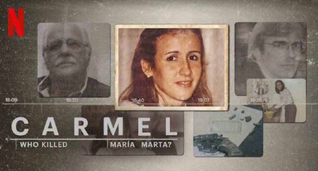 Кто убил Марию Марту