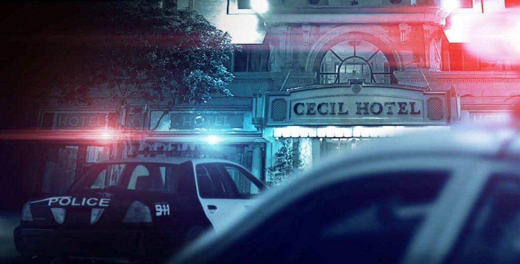 Исчезновение в отеле «Сесил»