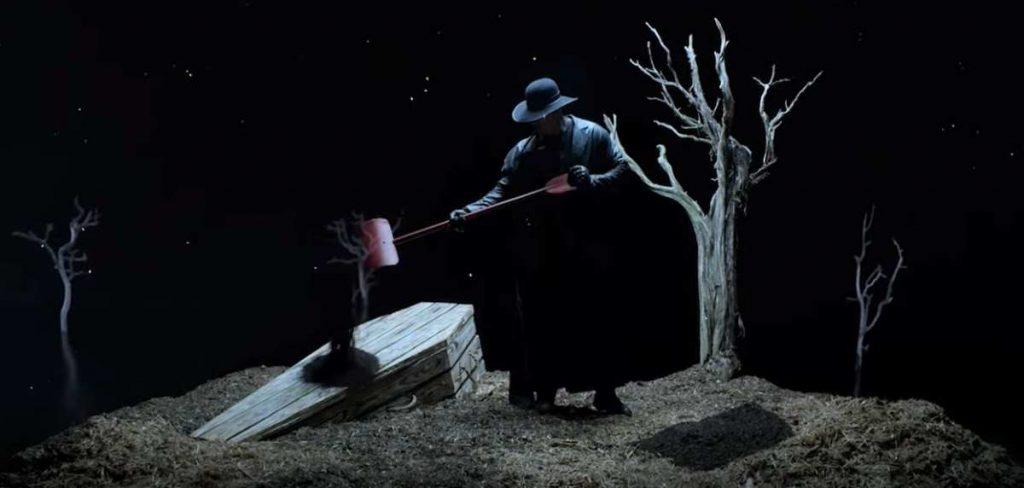 Сбежать от Гробовщика